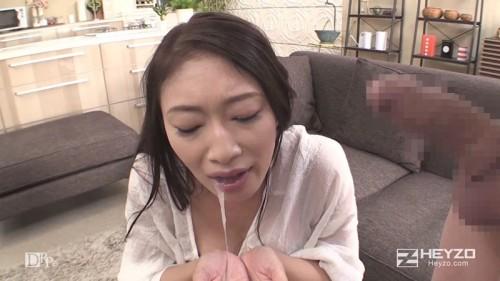 小早川怜子に口内発射