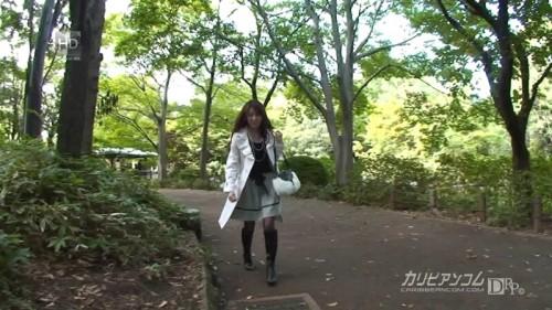 波多野結衣と公園で待ち合わせ